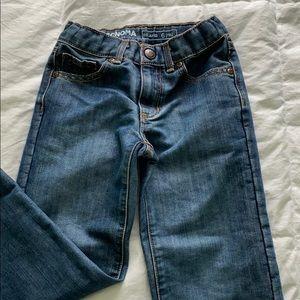 Sonoma kids jeans size 6 Relaxed Regular fit